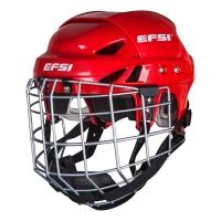 Шлем хоккейный ЭФСИ COMBO NRG 110 красный