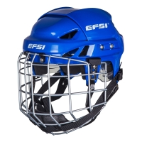 Шлем хоккейный ЭФСИ COMBO NRG 110 синий