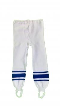 Рейтузы LECOMPRO рост 116-122 бело-синие