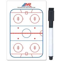 A&R Тактическая хоккейная доска с маркером