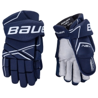 Перчатки BAUER NSX SR 13'' синие