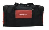 Баул игрока без колес LECOMPRO с карманами L черно-красный
