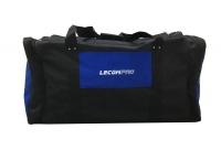 Баул игрока без колес LECOMPRO с карманами L черно-синий