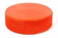 Шайба VEGUM тренировочная утяжеленная оранжевая