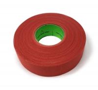 Хоккейная лента для клюшки Renfrew красная 24 мм х 25 м