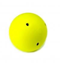Мяч для смарт-хоккея тренировочный MAD GUY желтый