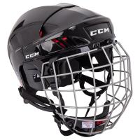 Шлем хоккейный CCM 50 COMBO S черный