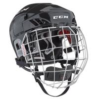 Шлем хоккейный CCM FL60 COMBO S черный