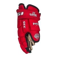 Перчатки хоккейные ЭФСИ NRG 335 15'' красные